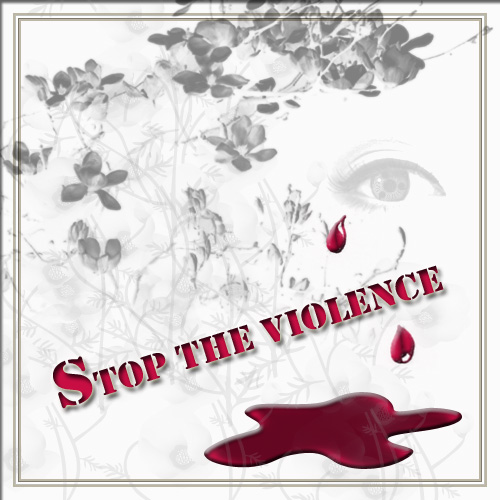 stop physical violence