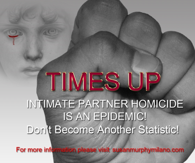 Intimate Parner Violence is an epidemic